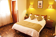 EL Virrey Boutique Cusco Hotels single room